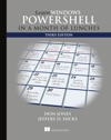 Learn Windows PowerShell In A Month Of Lunches Third Edition