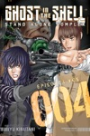 Ghost In The Shell Standalone Complex Volume 4