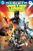 Justice League of America (2017-) #1 - Steve Orlando & Ivan Reis Cover Art