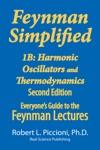 Feynman Lectures Simplified 1B Harmonic Oscillators  Thermodynamics
