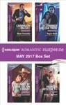 Harlequin Romantic Suspense May 2017 Box Set