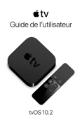 Guide de l'utilisateur de l'Apple TV