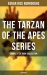 TARZAN OF THE APES SERIES - Complete 25 Book Collection Illustrated