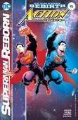 Action Comics (2016-) #976 - Dan Jurgens, Doug Mahnke & Jaime Mendoza Cover Art