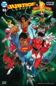 Justice League/Power Rangers (2017-) #2 - Tom Taylor & Stephen Byrne Cover Art
