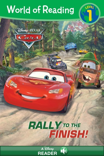 World of Reading Cars  Rally to the Finish