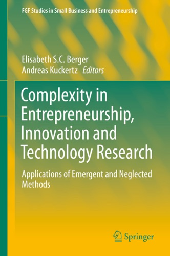 Complexity in Entrepreneurship Innovation and Technology Research