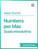 Numbers per Mac Guida introduttiva macOS Sierra