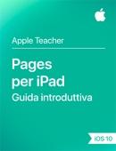 Pages per iPad Guida introduttiva iOS 10
