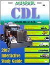 CDL Missouri Commercial Drivers License