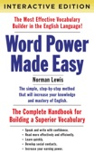 Word Power Made Easy (Interactive Edition)