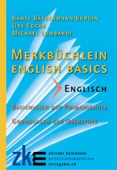 Merkbüchlein English Basics