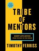Timothy Ferriss - Tribe of Mentors kunstwerk