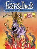 Mark Fearing - Cave Bear and Duck, Where's there's smoke, there's marshmallows  artwork