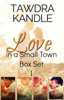 Tawdra Kandle - Love in a Small Town Box Set I  artwork