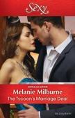 Melanie Milburne - The Tycoon's Marriage Deal artwork