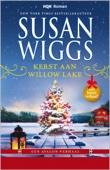 Susan Wiggs - Kerst aan Willow Lake ; Een schaatsje van zilver kunstwerk