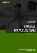 AMC The School of Business - Database MS Access 2016 Level 1 artwork