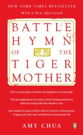 Battle Hymn of the Tiger Mother - Amy Chua Book