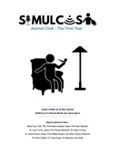 Simulcast Journal Club : The First Year
