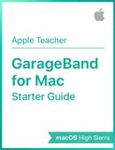 GarageBand for Mac Starter Guide macOS High Sierra