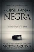 Victoria Quinn - Obsidiana negra portada