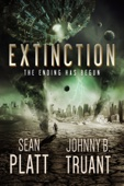 Extinction - Sean Platt & Johnny B. Truant Cover Art