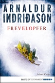 Arnaldur Indriðason - Frevelopfer Grafik
