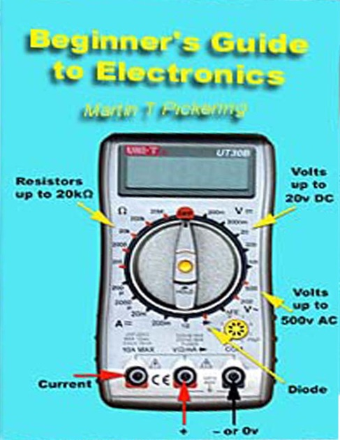 electronics books for beginners pdf