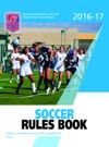 2016 Soccer Rules Book