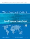World Economic Outlook April 2012 Growth Resuming Dangers Remain