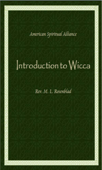 American Spiritual Alliance Introduction to Wicca