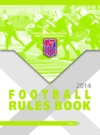 2014 NFHS Football Rules Book