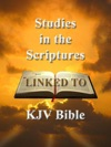 Studies In The Scriptures All 6 VolumesTabernacle Shadows Linked To KJV BIble