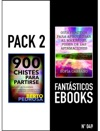 PACK 2 FANTSTICOS EBOOKS N 049