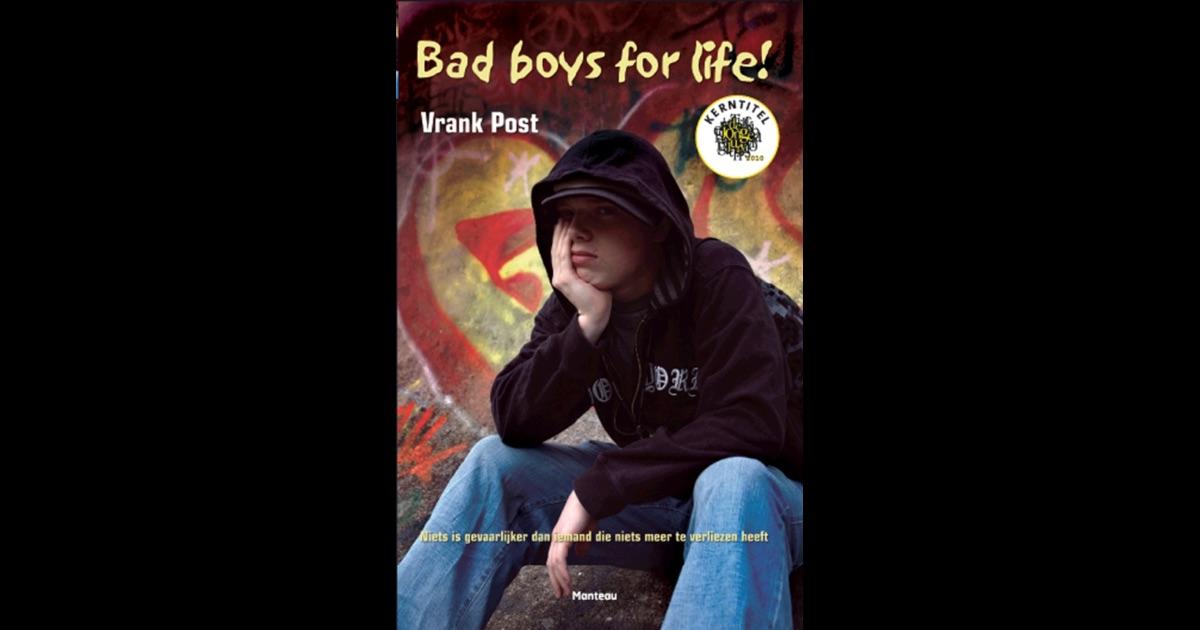 'Bad boys for life' van Vrank Post in iBooks