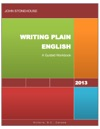 Writing Plain English A Guided Workbook