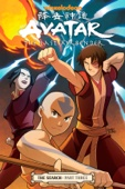 Avatar: The Last Airbender - The Search Part 3 - Gene Luen Yang & Various Artists Cover Art