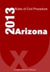 Arizona Rules Of Civil Procedure 2013