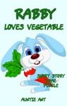 Rabbit  Rabby Loves Vegetable