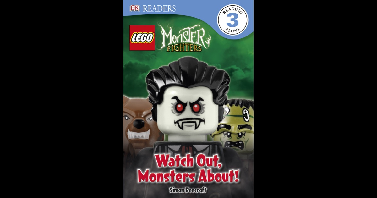 DK Readers L3: LEGO Monster Fighters: Watch Out, Monsters About!