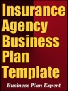 Insurance Agency Business Plan Template Including 6 Free Bonuses