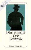Friedrich Dürrenmatt - Der Verdacht Grafik