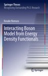 Interacting Boson Model From Energy Density Functionals