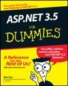 ASPNET 35 For Dummies