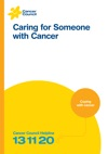 Caring For Someone With Cancer