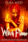 Witch Flame (Keepers of the Stones, #1)