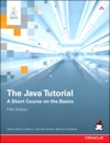 The Java Tutorial  A Short Course On The Basics 5e