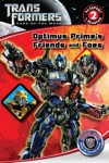 Transformers Dark Of The Moon Optimus Primes Friends And Foes