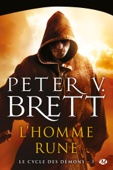 Peter V. Brett - L'homme-rune artwork